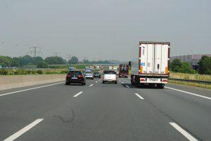 autostarda w Niemczech